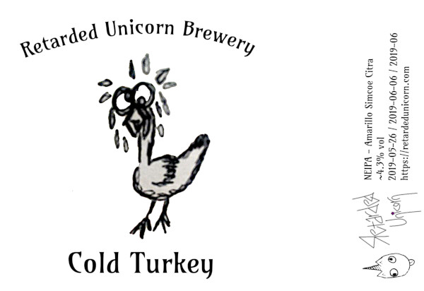 Label: Cold Turkey